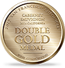 Double Gold Medal 2017 San Francisco Chronicle Wine Competition